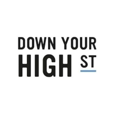 Down your high street None